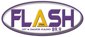 Logo FLASH FM HIT & DANCE 89.9 - 2012 2013