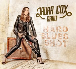 Laura Cox Band - Album HARD BLUES SHOT